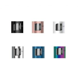 Pockex Replacement Glass comes in rose gold, white, stainless, rainbow, black and blue