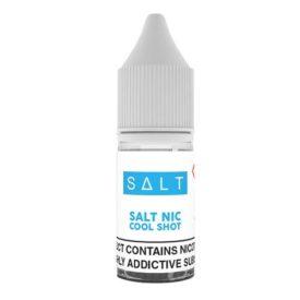 SALT by Juice Sauz 18mg Cool Salt Nicotine Shot