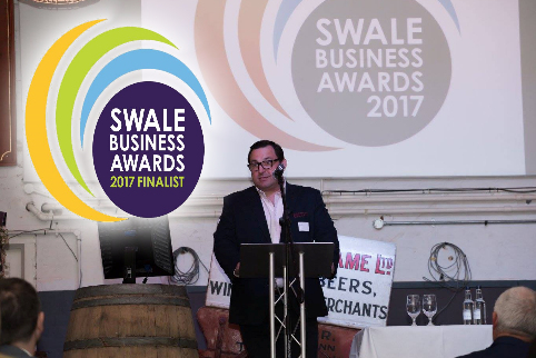 Swale Business Awards Finalist Tjs E-Cigarettes